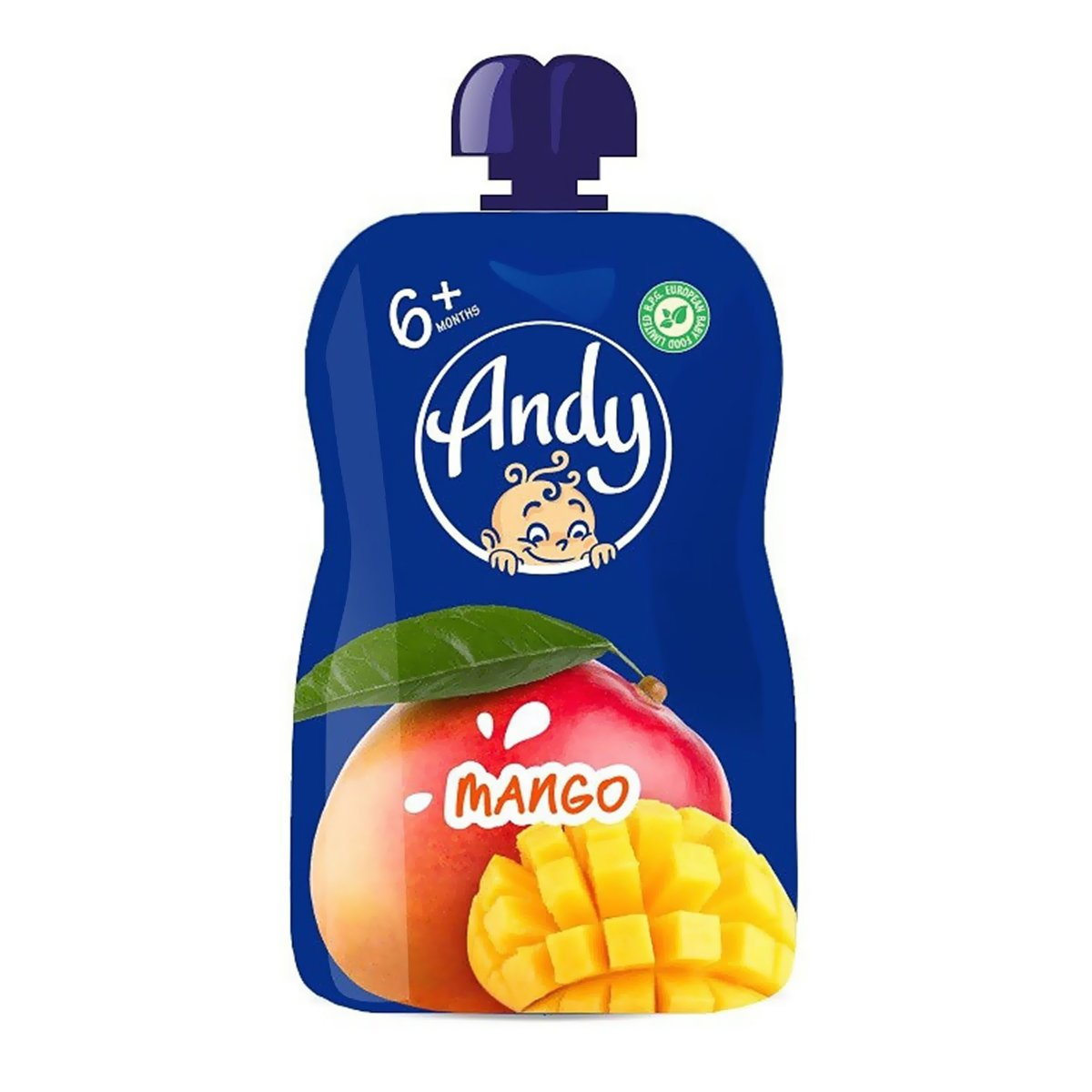 andy Пюре фруктовое Andy Манго 90 гТМ: Andy 1999536
