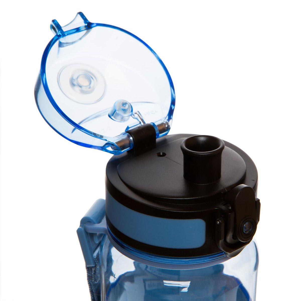 Бутылка UZSPACE Magic Ion-Tritan Blue 350 мл  ТМ: UZSPACE