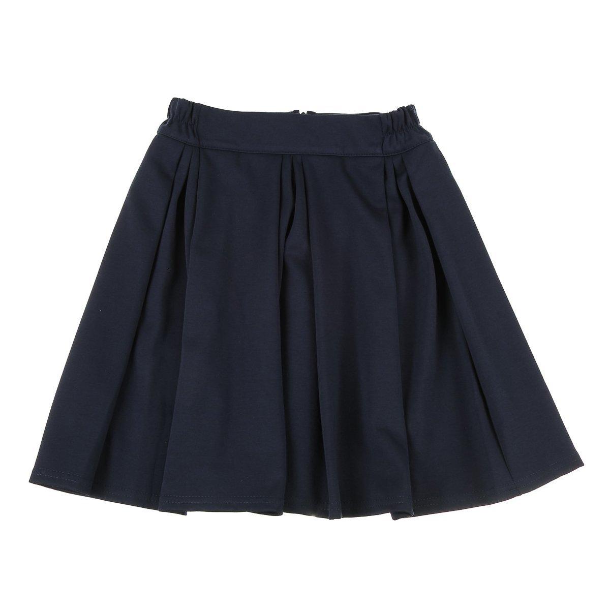 Купить Платья, сарафаны, юбки, Юбка Mevis Girlie темно-синяя, р. 140 1989-01 ТМ: Mevis, синий