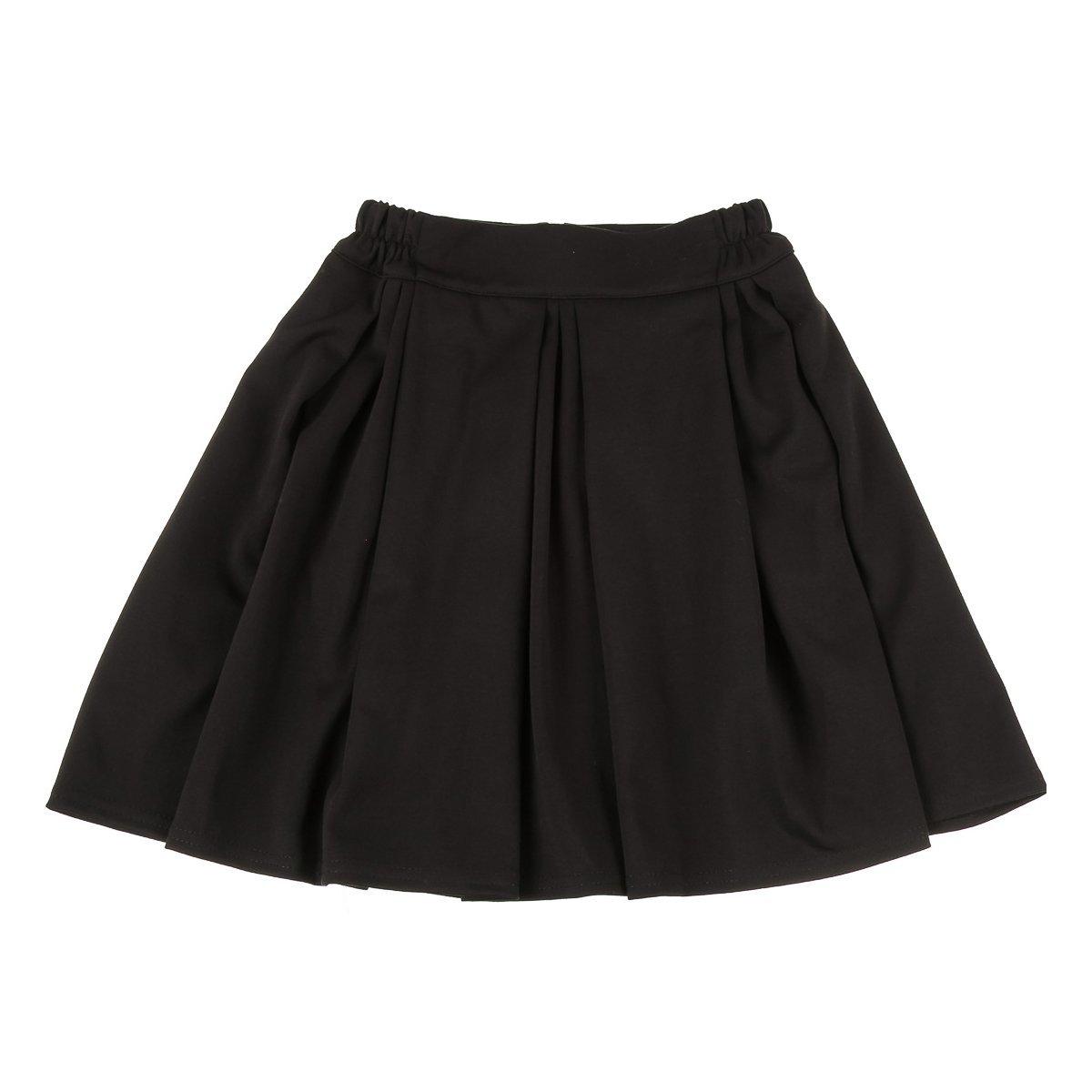 Купить Платья, сарафаны, юбки, Юбка Mevis Girlie черная, р. 122 1989-02 ТМ: Mevis, черный