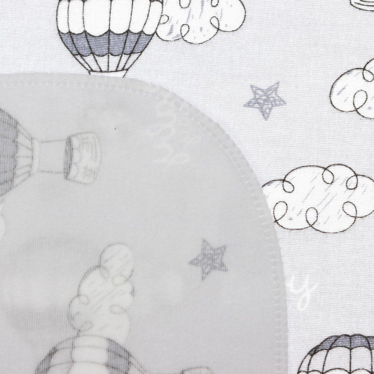 Купить Для новорожденных, Пеленка Бетис Clouds 80х110 см 27683330 ТМ: Бетис, серый