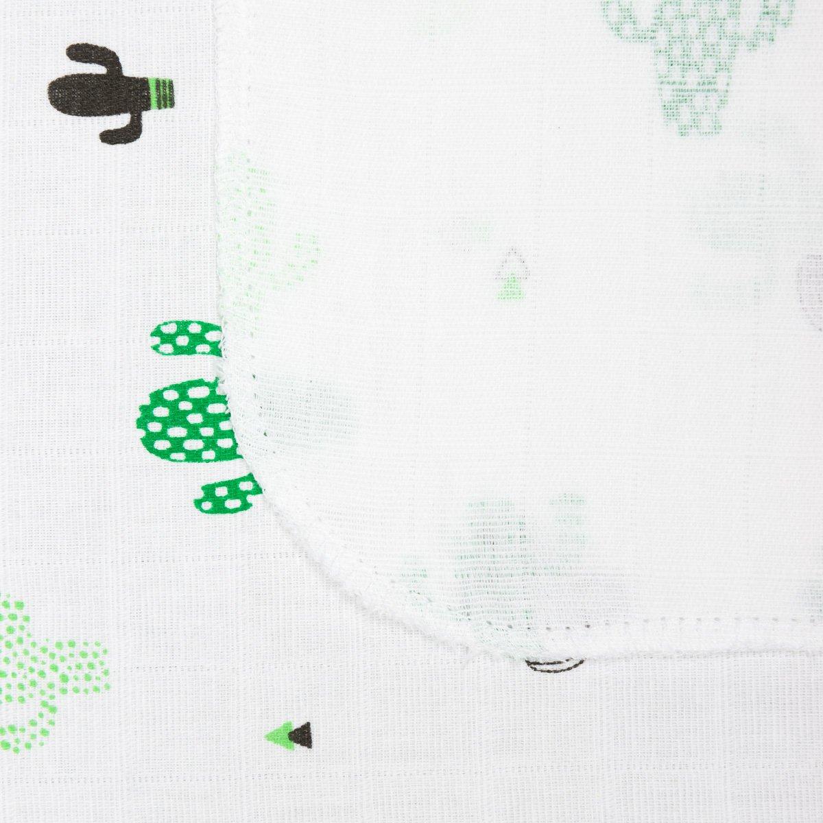 Купить Для новорожденных, Пеленка Бетис Cactus 75х100 см 27683397 ТМ: Бетис, зеленый