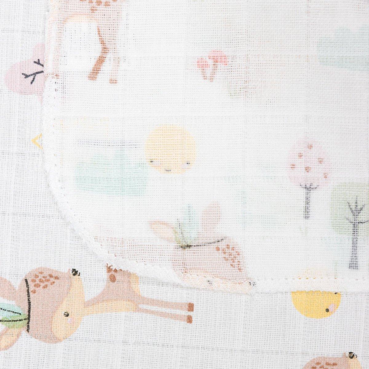 Купить Для новорожденных, Пеленка Бетис Bambi 75х100 см 27683333 ТМ: Бетис, зеленый