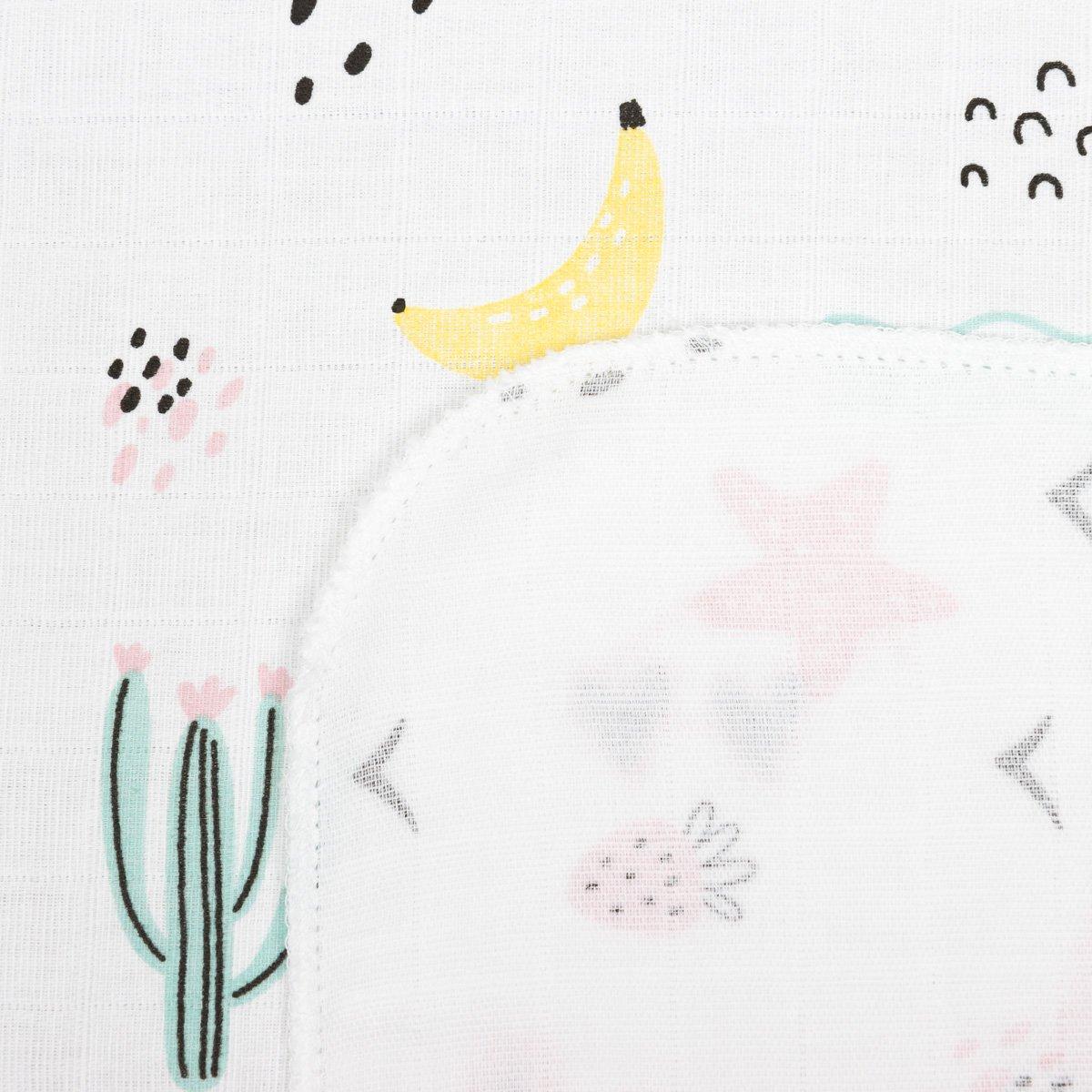Купить Для новорожденных, Пеленка Бетис Tropics 75х100 см 27683332 ТМ: Бетис, разноцветный