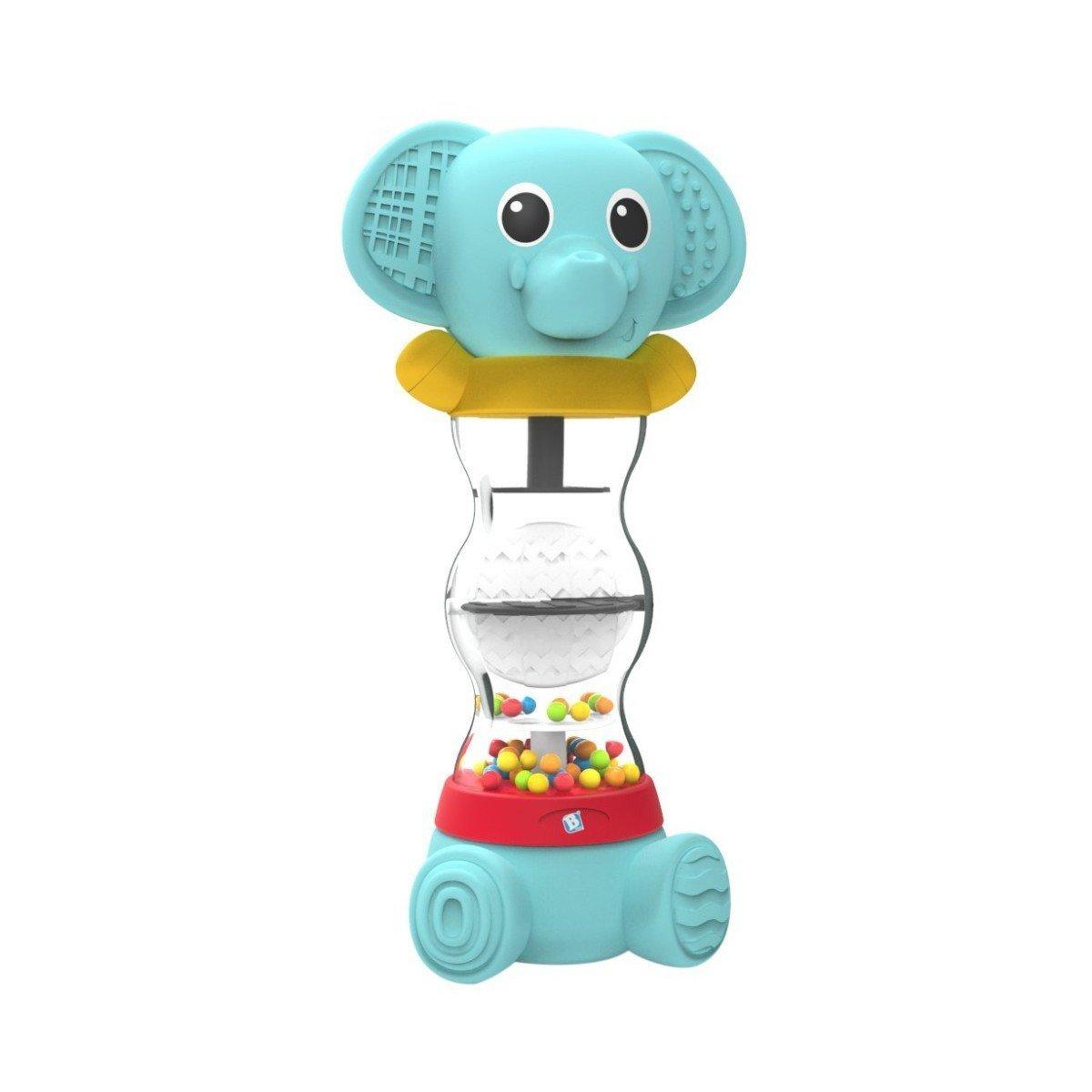 Купить Погремушки, грызуны, Развивающая погремушка Sensory Слоненок 005351S ТМ: Sensory