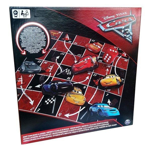 Акция на Настольная игра Spin Master Быстрее вверх Тачки-3 SM98420/6039198 ТМ: Spin Master от Antoshka