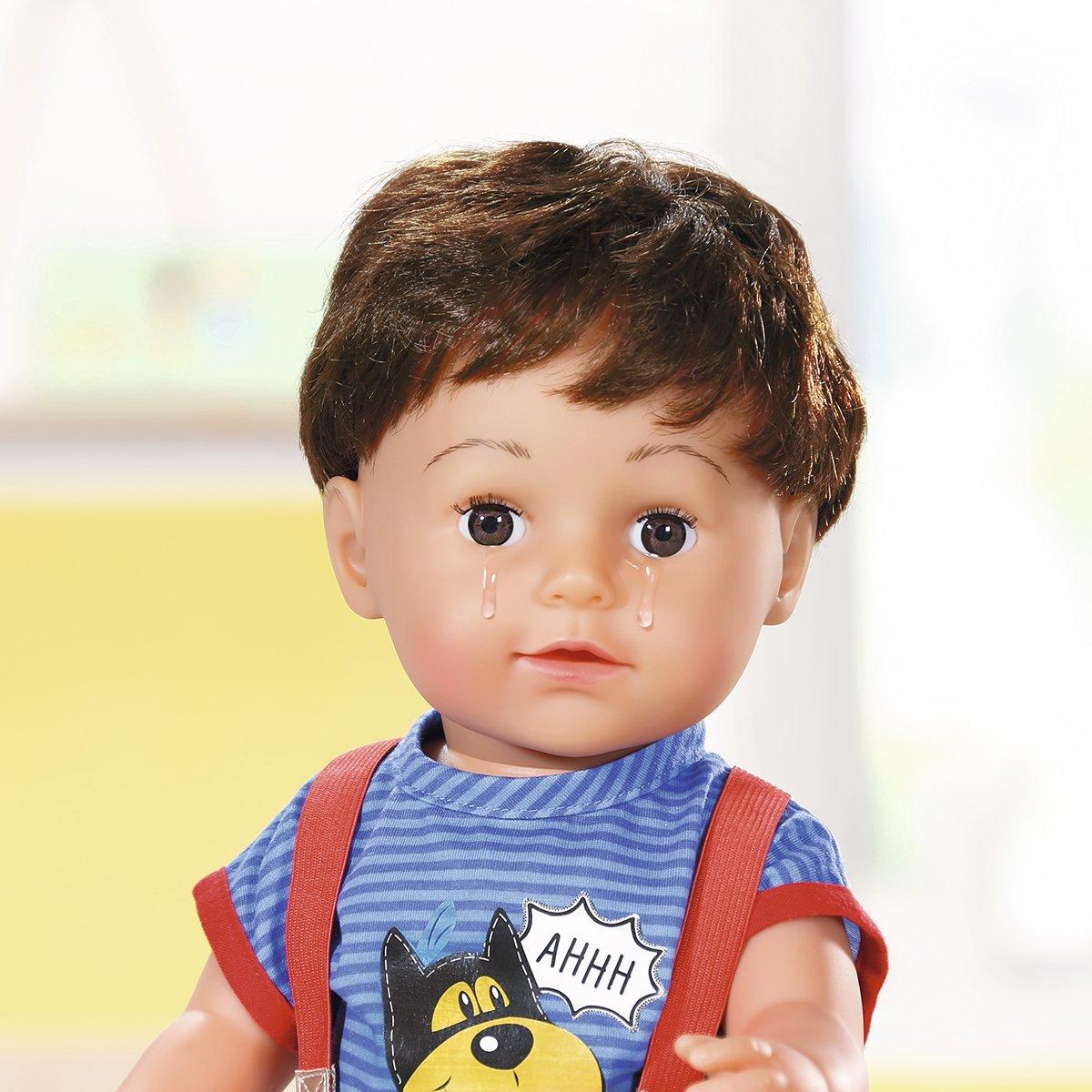 Купить Куклы и наборы, Интерактивная кукла Baby Born Старший братик 825365 ТМ: BABY born