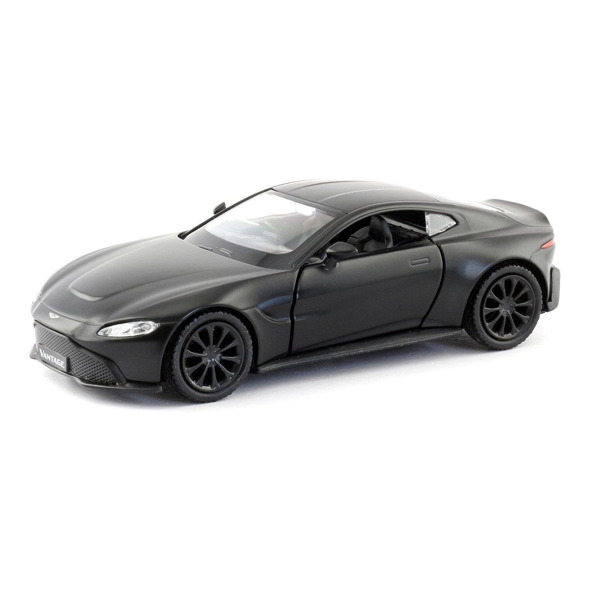Автомодель RMZ City Aston Martin Vantage 2018 Black 554044М ТМ: RMZ City