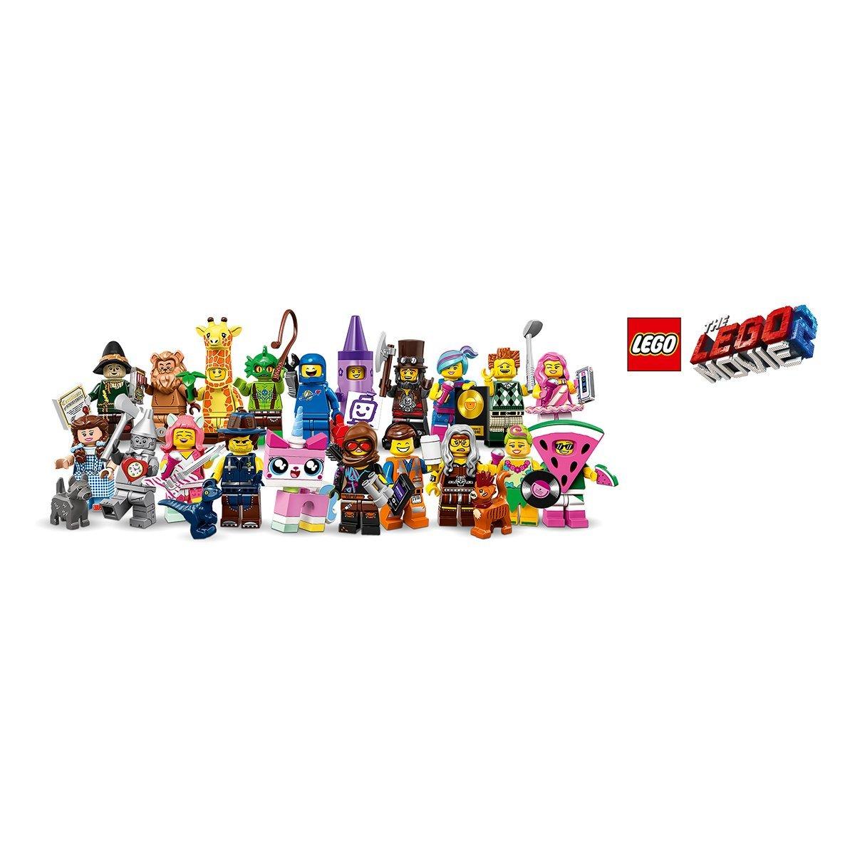Купить LEGO® MOVIE 2™ Минифигурки Лего Фильм 2 (в ассорт) 71023 71023 ТМ: LEGO