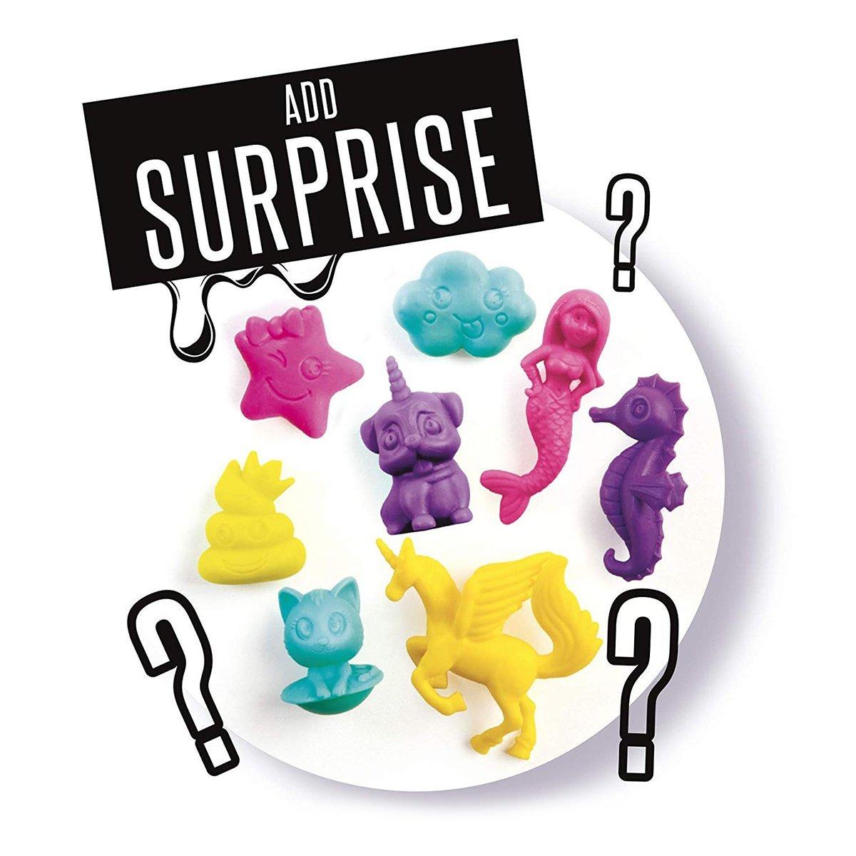 Купить Слаймы, Набор для творчества So Slime Лизун меняющий цвет (в ассорт) SSC038 ТМ: Canal Toys
