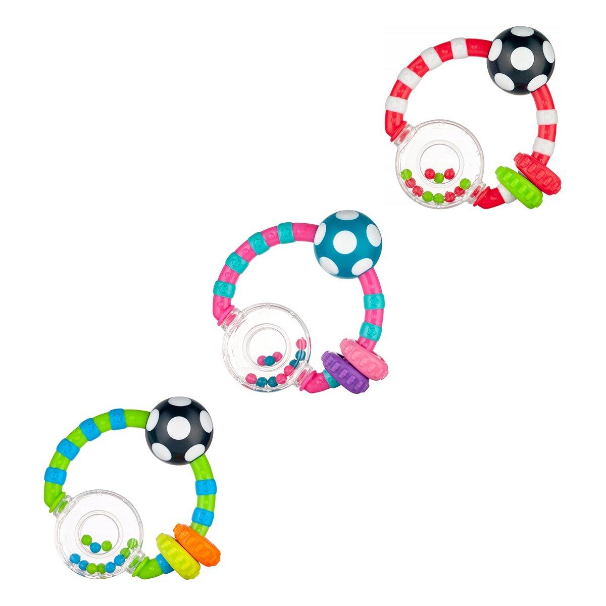 Купить Погремушки, грызуны, Погремушка Canpol babies Colour Balls (в ассорт) 56/145 ТМ: Canpol babies