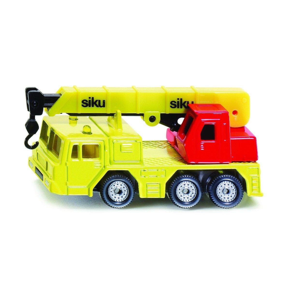 Купить Строительная техника, Модель Siku Гидравлический автокран 1:87 1326 ТМ: Siku