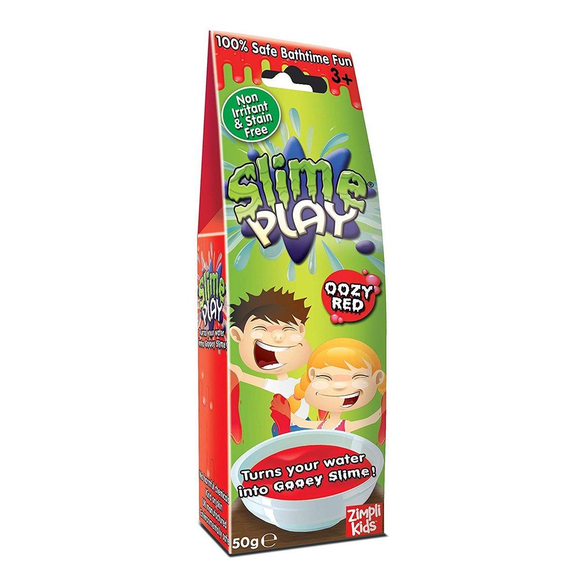 Акция на Слизь для ванны Slime Play 50 г (в ассорт) 5253 ТМ: Slime Play от Antoshka