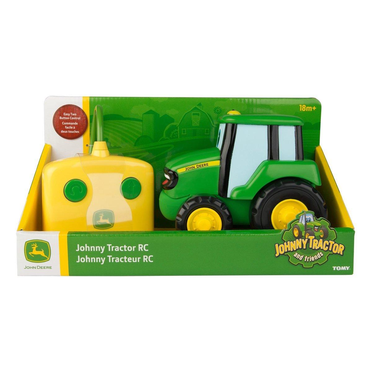 Игрушка Tomy Трактор Джонни на р/у  42946A1 ТМ: Tomy