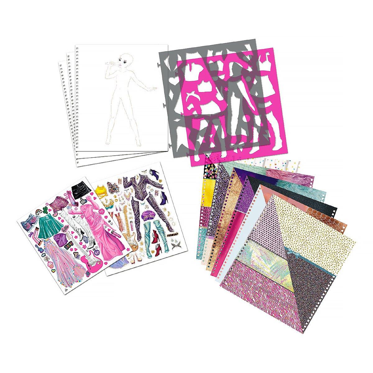 Купить Наборы для рисования, Альбом для творчества TOP Model Поп-звезда 410900 ТМ: TOP Model