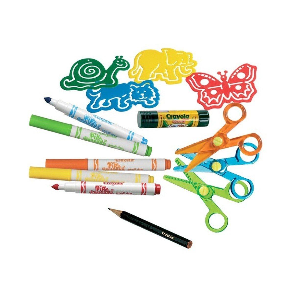 Купить Наборы для рисования, Набор для творчества Crayola Коллаж 04-1022 ТМ: Crayola