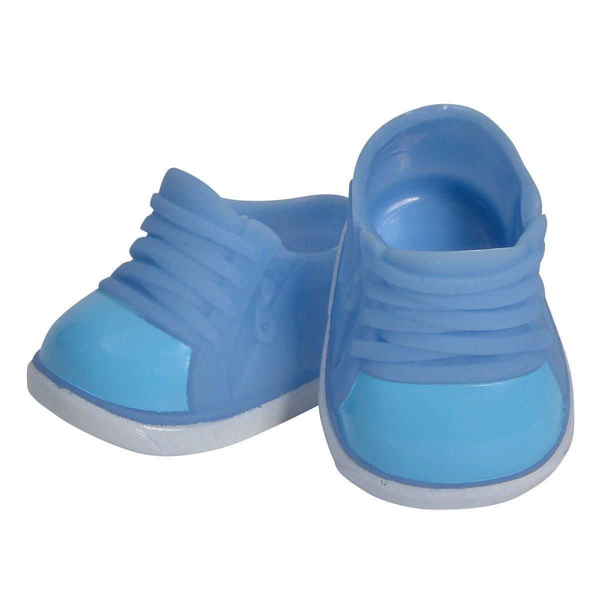 Купить Аксессуары для кукол, Обувь для куклы New born baby Ботиночки (в ассорт) 5560174 ТМ: New Born Baby