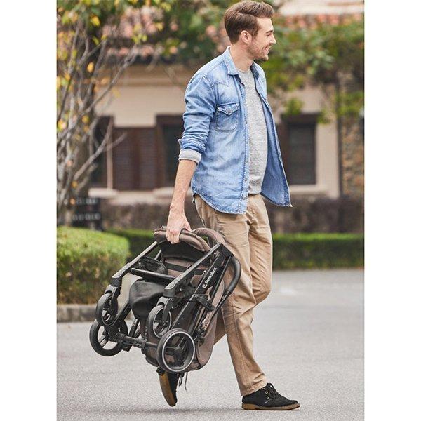 Коляски прогулочные и коляски-трости, Прогулочная коляска Renolux Wink Sahara 138667 ТМ: Renolux, бежевый  - купить со скидкой