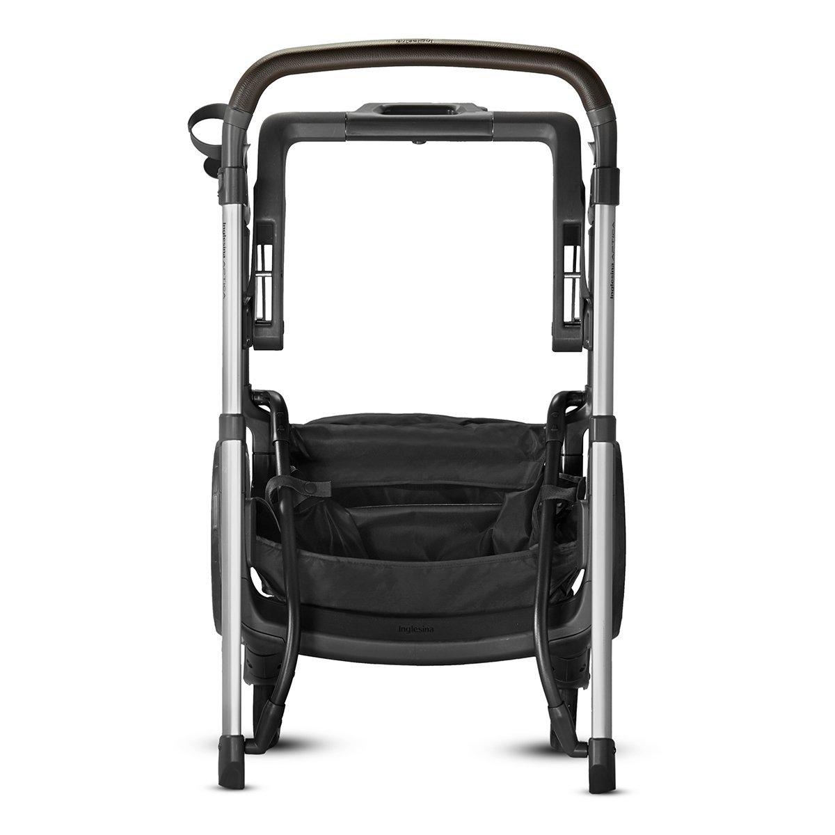 Купить Аксессуары для колясок, Шасси для коляски Inglesina Aptica Graphite Coffee AE70K6201 ТМ: Inglesina, серый