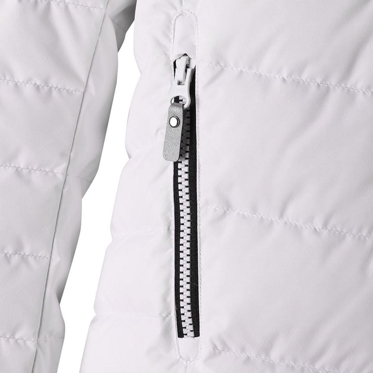 Купить Верхняя одежда, Пуховая куртка Reima Juuri белая, р. 146 531370 ТМ: REIMA, белый