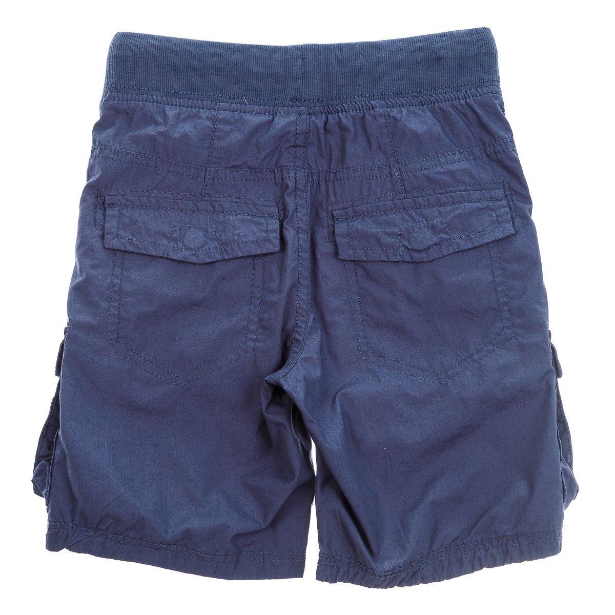 Купить Брюки, джинсы, шорты, Шорты BluKids Blue Waves, р. 128 5349836 ТМ: BluKids, синий