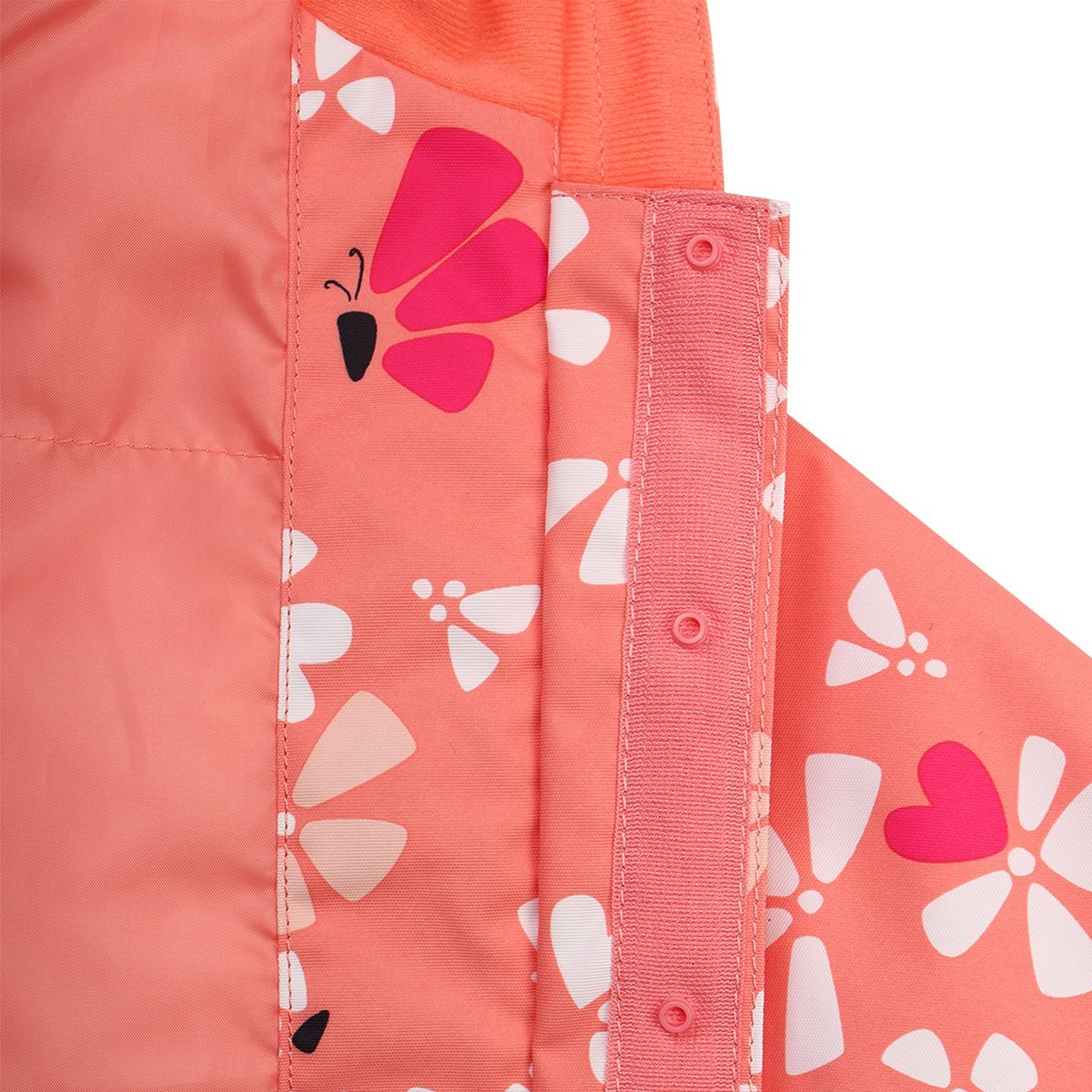 Купить Верхняя одежда, Куртка Reima Kukka Light coral, р. 110 511284R-3163 ТМ: REIMA, коралловый