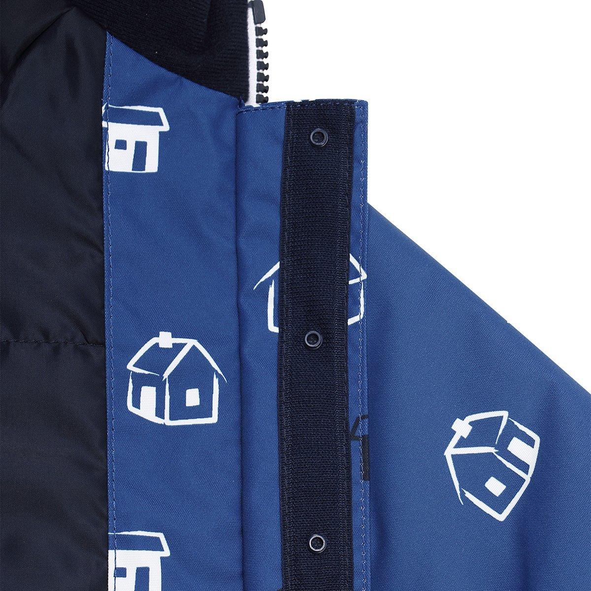 Купить Верхняя одежда, Куртка Reima Kukka Dark blue, р. 110 511285R-6717 ТМ: REIMA, синий