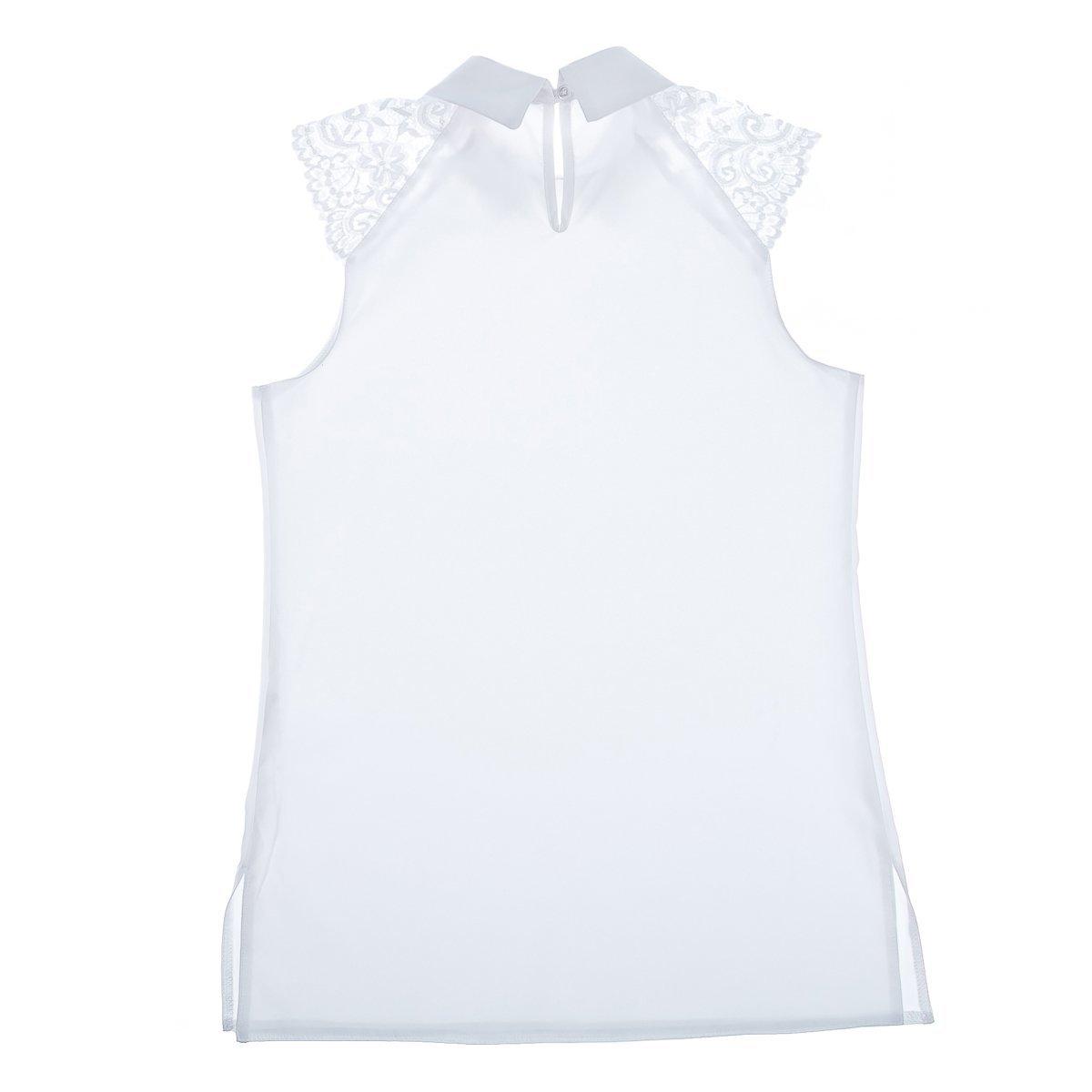 Купить Блузки, рубашки, болеро, Блуза Mevis Morning Dew, р. 164 2711 ТМ: Mevis, белый