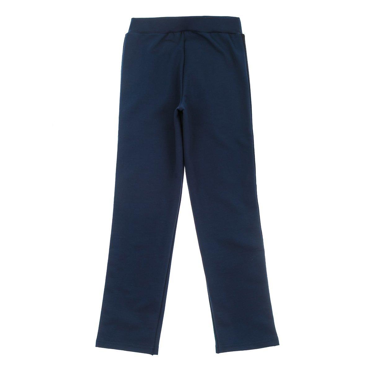 Купить Брюки, джинсы, шорты, Брюки Smil Alice, р. 128 115350 ТМ: SMIL, синий