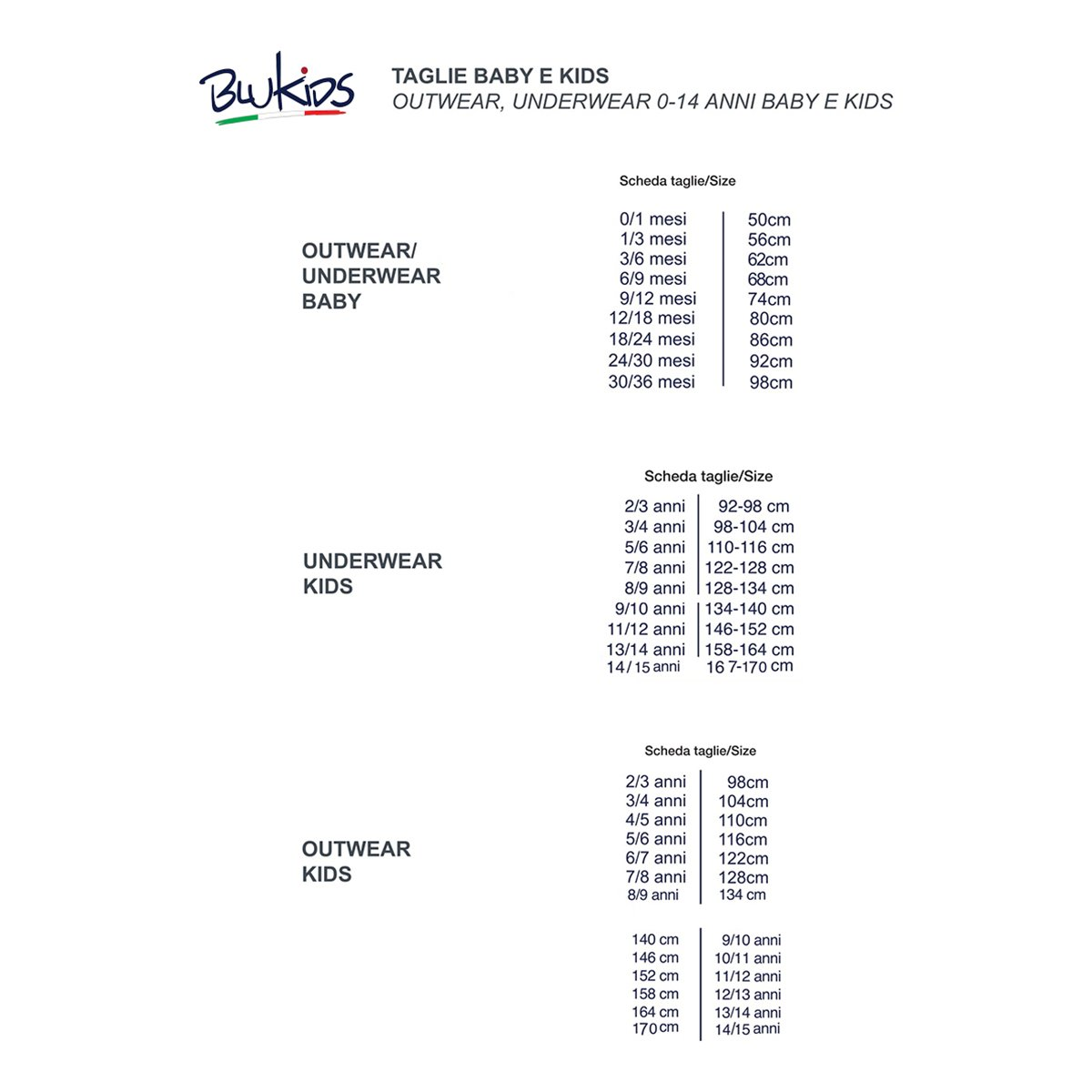 Комплект BluKids Bio Cotton Rules, р. 110 5536583 ТМ: BluKids