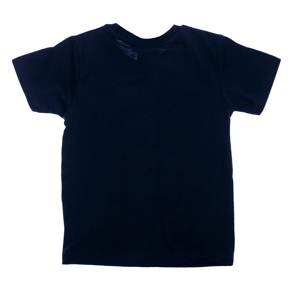 Купить Футболки, майки, топы, туники, Футболка E Plus M Batman Blue, р. 128 BAT5202184 ТМ: E Plus M, синий