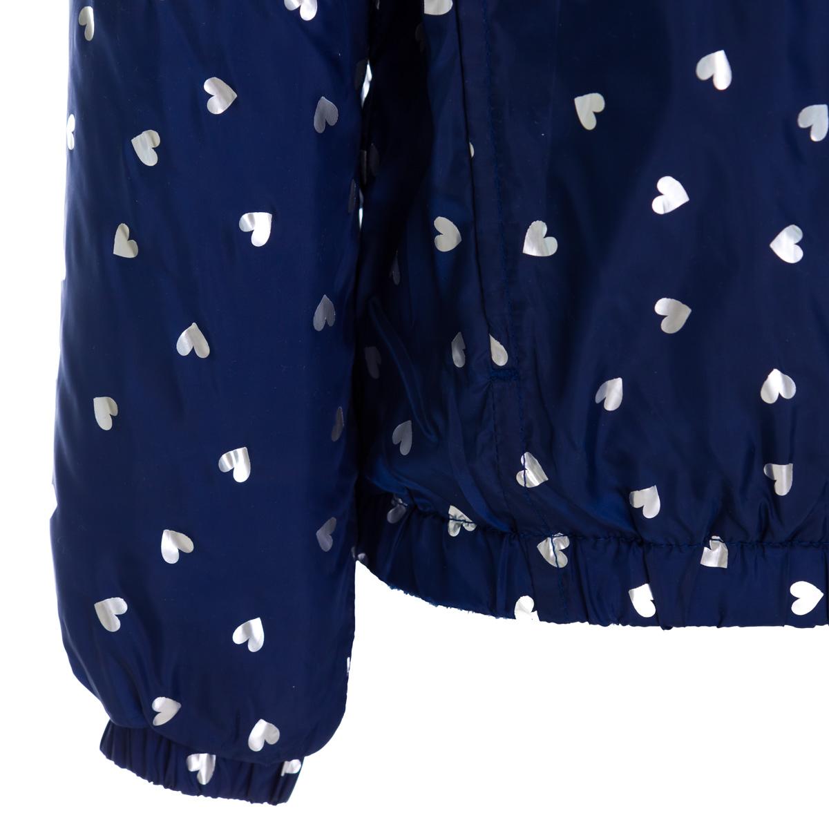 Купить Верхняя одежда, Ветровка BluKids Small heart Blue, р. 110 5560715 ТМ: BluKids, синий