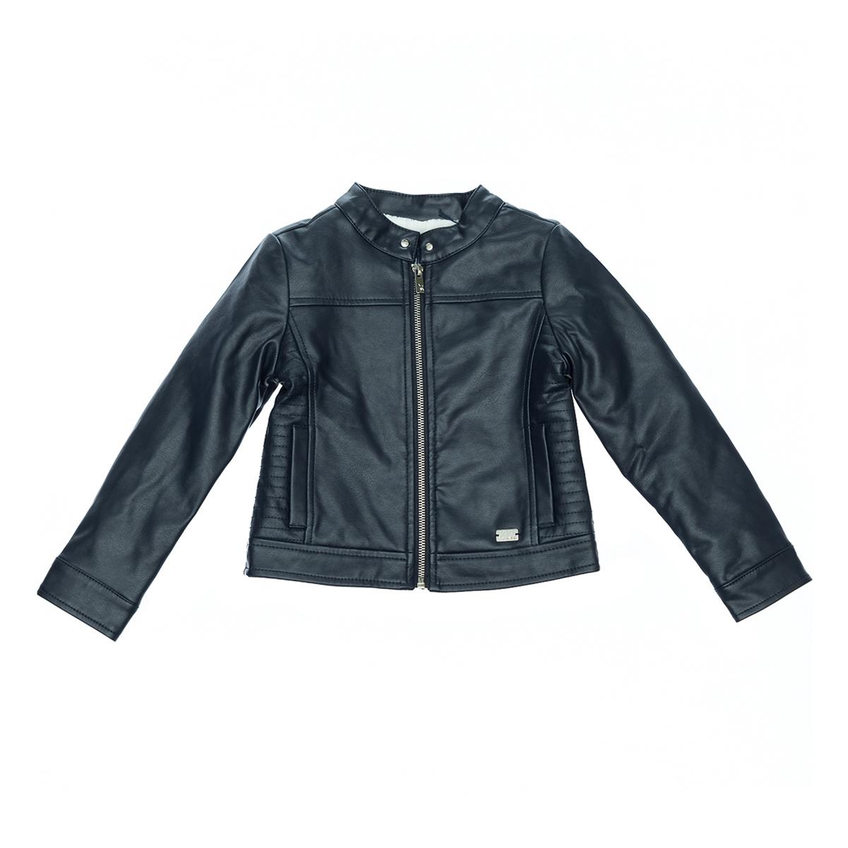 Купить Верхняя одежда, Куртка BluKids Leather Style, р. 110 5575846 ТМ: BluKids, синий