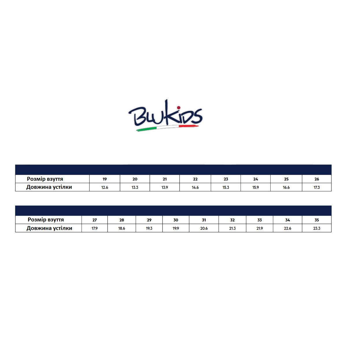 Купить Пинетки BluKids Player, р. 17 5565704 ТМ: BluKids, синий