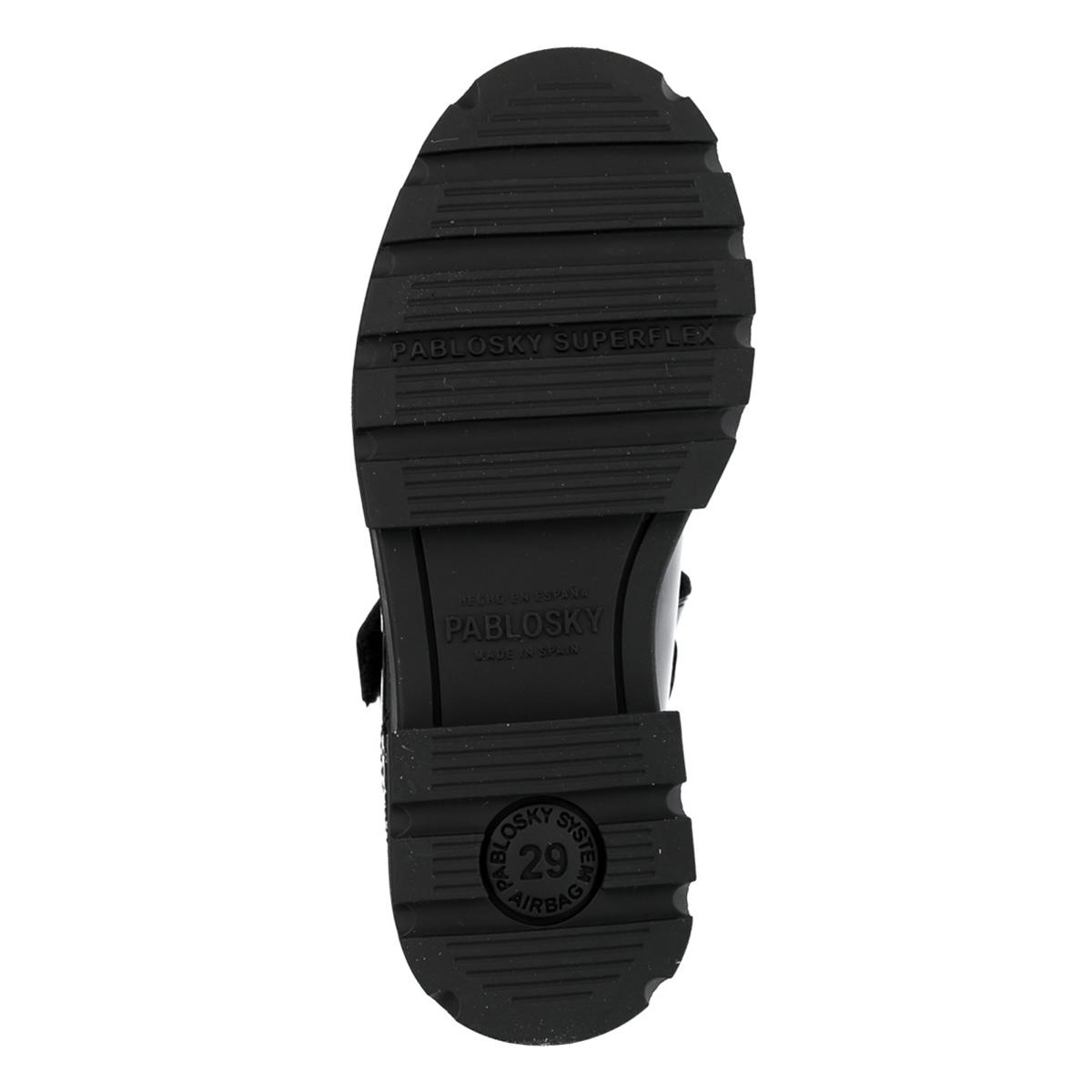 Купить Туфли, мокасины, Туфли Pablosky Lady Jane, р. 37 335819 ТМ: Pablosky, черный