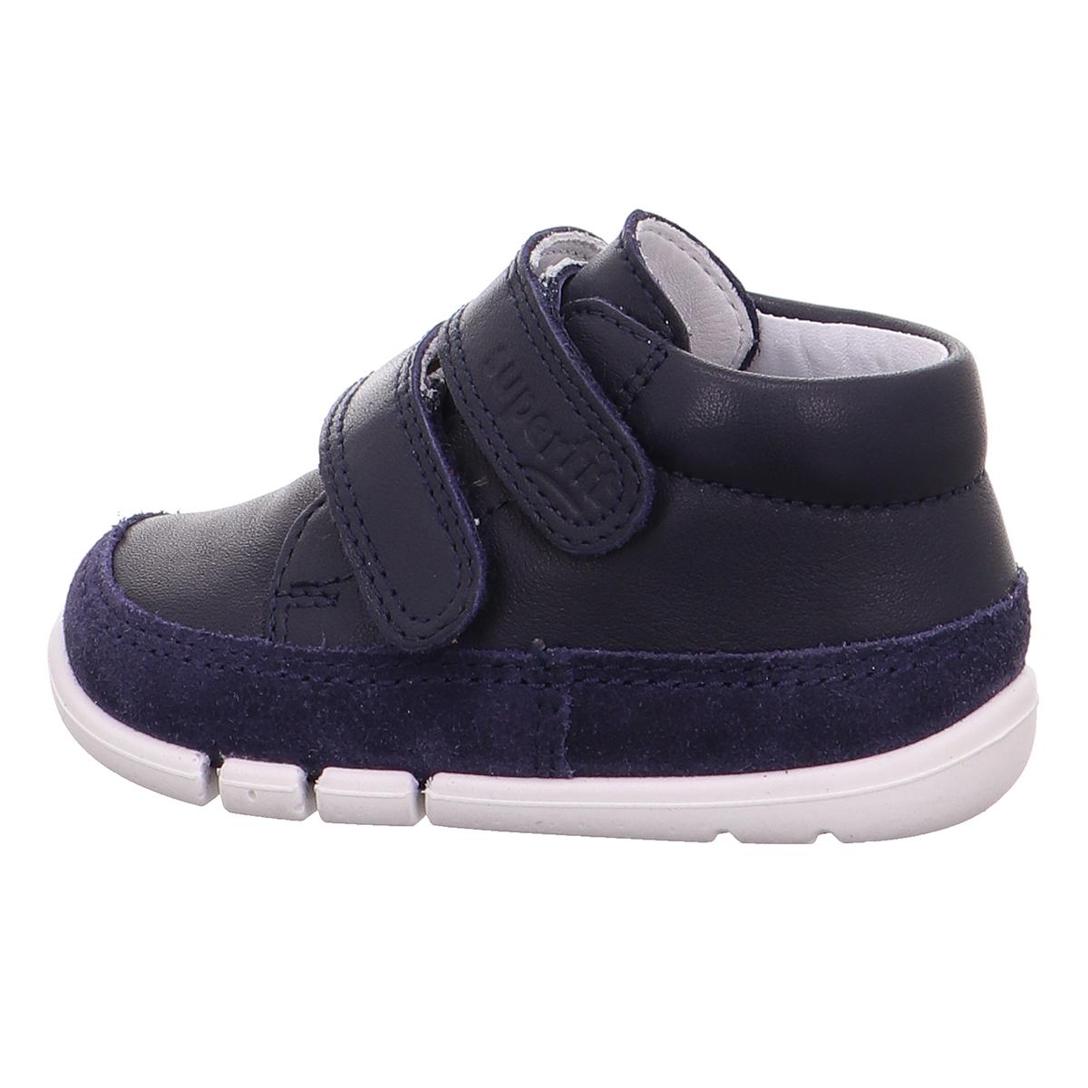 Купить Пинетки-ботинки Superfit Sport Blue, р. 21 1-006341-8000 ТМ: Superfit, синий