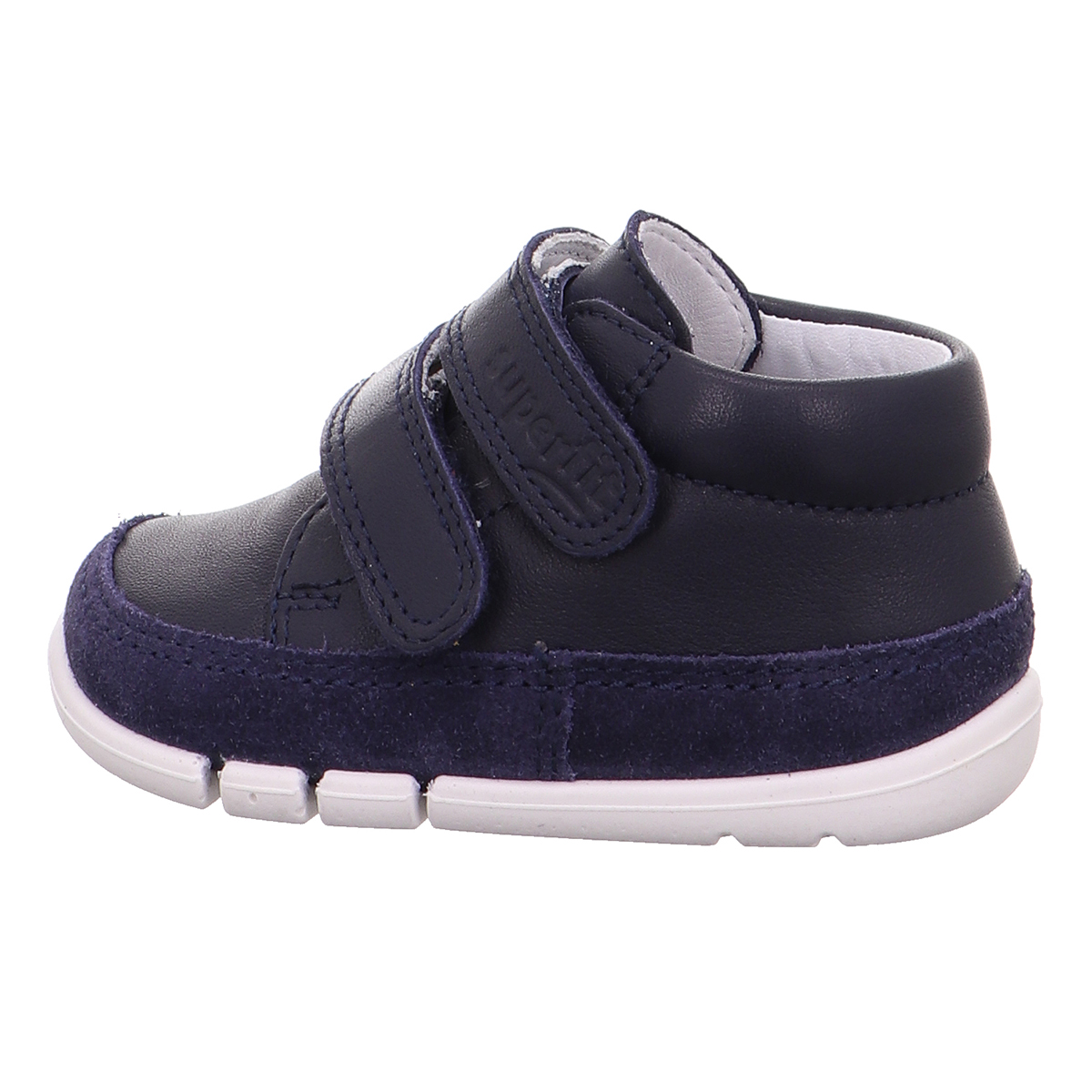 Купить Пинетки-ботинки Superfit Sport Blue, р. 22 1-006341-8000 ТМ: Superfit, синий